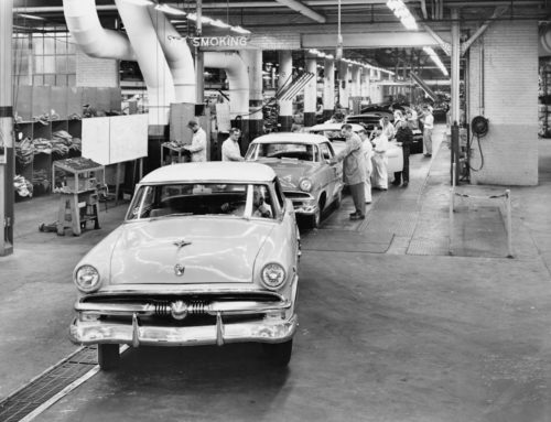 Assembling the American Car: The History of the Assembly Line